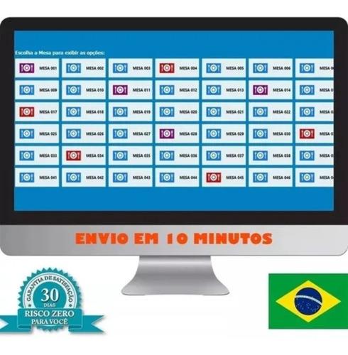 Gestão De Estoque, Lanchonete C/mobile, Sistema, Loja, Pdv