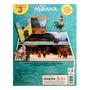 Miniatura Moana: Aventuras Do Mar