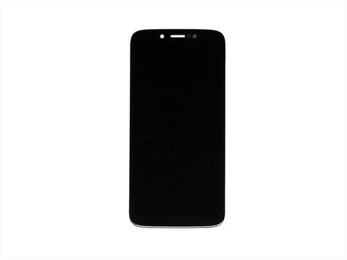 Display Tela Touch Frontal Lcd Moto G7 Play - Preto