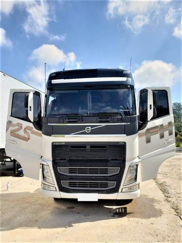 Volvo Fh 540 6x4 Globetrotter I-shift 2020
