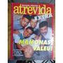 Revista Pôster Atrevida Mamonas Valeu
