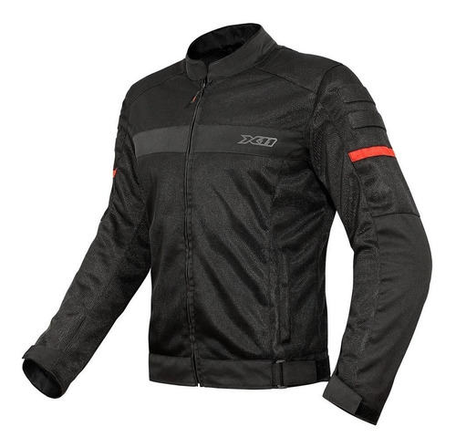 Jaqueta X11 Super Air Com Proteção Motociclista Moto À Vista