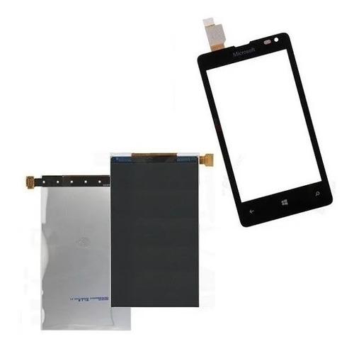 Tela Touch + Lcd Nokia Lumia 532 - 430 - 435 Nova Original