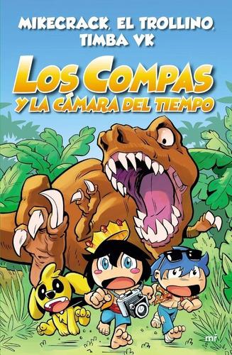 Los Compas Y La Camara Del Tiempo - Novedad!!