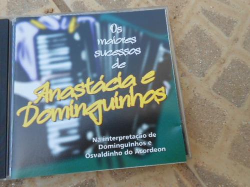 Os Maiores Sucessos De Anastácia E Dominguinhos Na Voz De Original