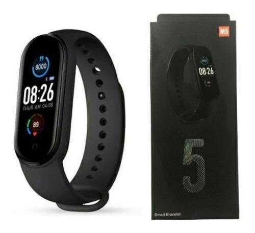 Smartwatch Relógio Inteligente M5 Smartband M5 Pulseira  +nf