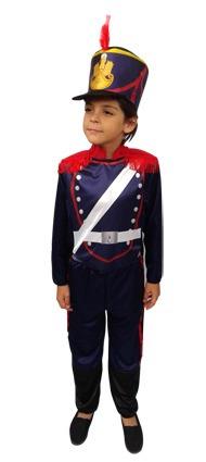 Disfraz Infantil Granadero T1 Candela Patrios 5955