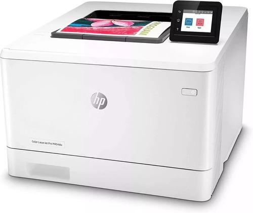 Impresora Hp Laserjet Color Pro M454dw Inalámbrica Wifi Bgui