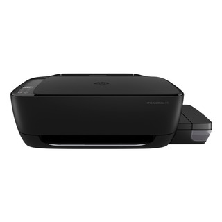 Impresora a color multifunción HP Ink Tank Wireless 415 con wifi 220V negra