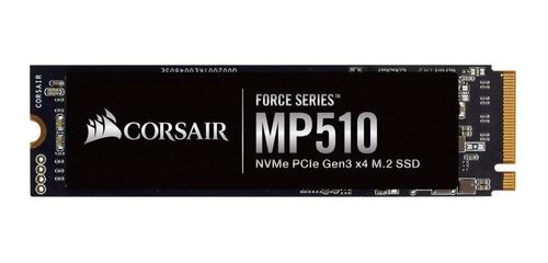 Disco Sólido Interno Corsair Force Series Cssd-f240gbmp510 240gb