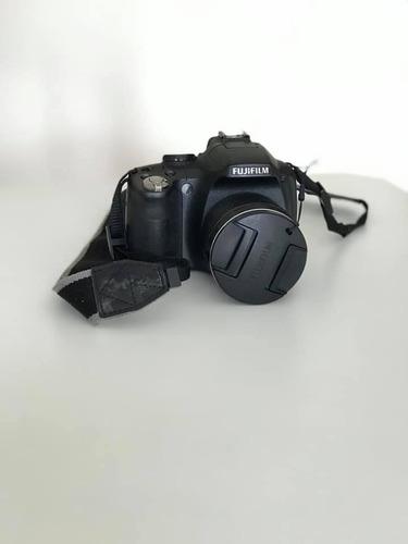 Câmera Fujifilm Cartão De Memória Bolsa Carregador