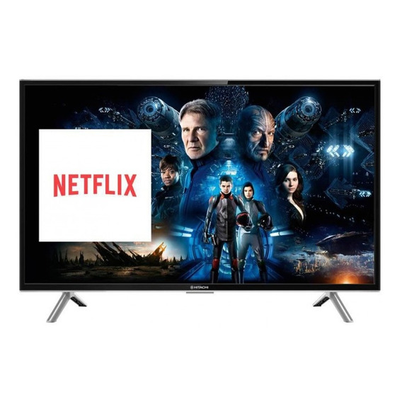 "Smart TV Hitachi CDH-LE32SMART17 LED HD 32"""