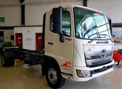 Camion Hino Fc9j Cara Nueva