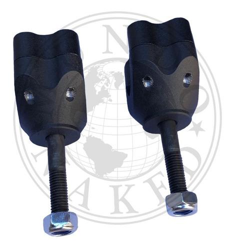 Adaptador Guidao Riser Suporte Mesa Oxxy 31, 8 M10 Xj6 Gsr Mt