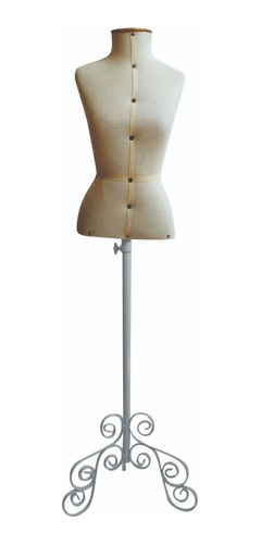 Base Manequim Feminino Busto Costura Costureira  Moulage