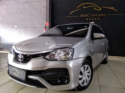 Toyota Etios Xs 1.5 Flex Aut. Hb Blindado