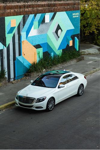 Mercedes-benz  Clase S 550 Renntech 2015 Tb2 Garage