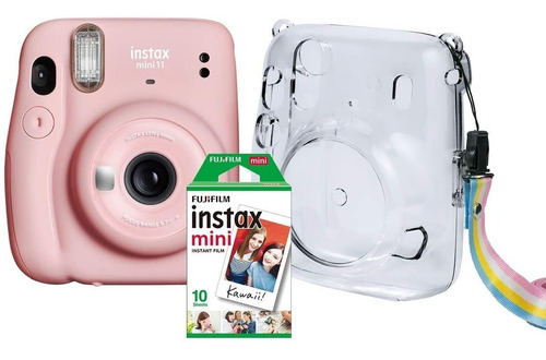 Câmera Instantânea Fujifilm Instax Mini 11 Pack 10 Fotos