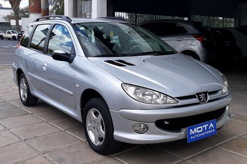 206 Sw Xt Premium 1.6 - Full Full - M/2006
