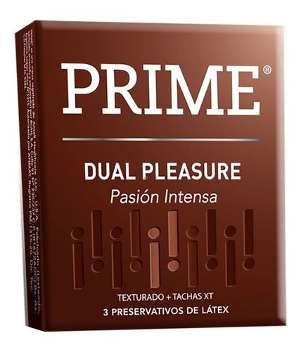 Preservativo Dual Pleasure Sexshop Buenos Aires Palermo