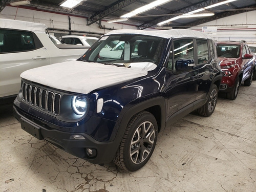 Jeep Renegade 1.8 Longitude At6 2021 Tomo Usados Financio