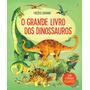 Livro O Grande Livro Dos Dinossauros
