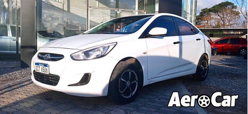 Hyundai Accent 1.4 Gl 1.4 2015 Impecable! Aerocar