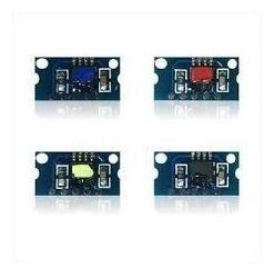Chip Toner Minolta Bizuhb C250 C252 B C M Y 20k