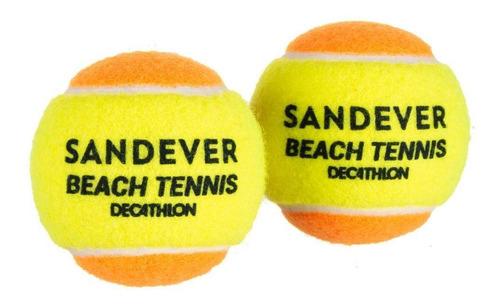 Bola De Beach Tennis Btb 900 (pack De 2)