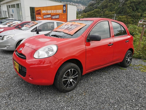Nissan March 2016 1.6 Active