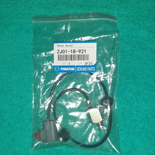 Sensor De Detonacion Pistoneo Mazda 3 1.6 Zj01-18-921