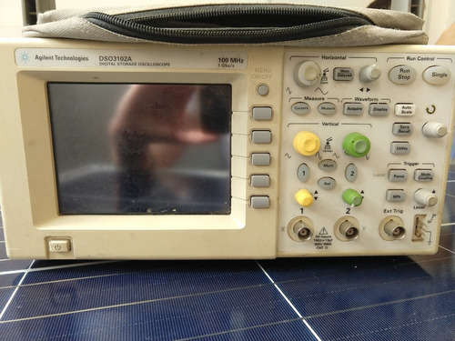 Osciloscopio Digital Agilent 3102a 100mhz