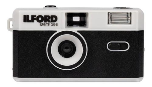 Câmera Ilford Sprite 35 ii Reutilizável 35mm 1 Filme Hp5