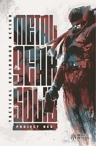 Comic - Metal Gear Solid. Project Rex - Español