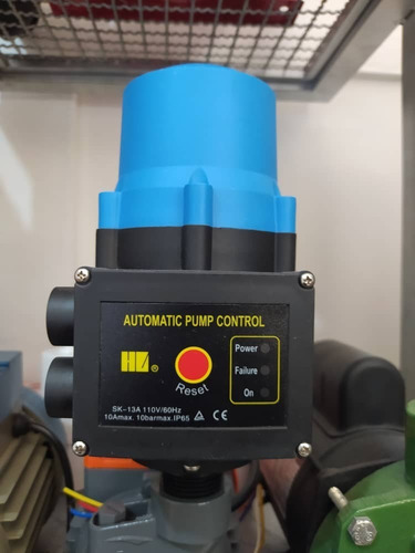 Press Control Pump Automatico Para Bombas