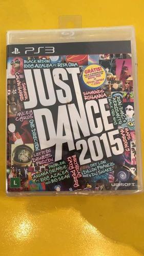 Jogo Just Dance 2015 Ps3