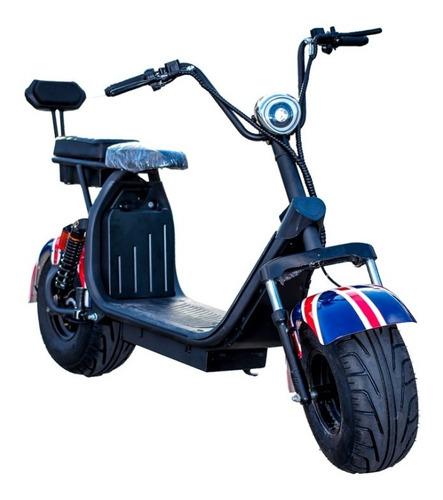 Moto Scooter Elétrica 0km + Frete Grátis Em Todo Brasil
