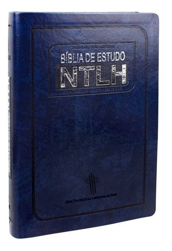 Bíblia De Estudo Ntlh Tamanho Médio