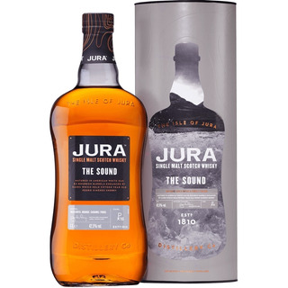 Whisky Jura The Sound Single Malt Botella De Litro Con Lata