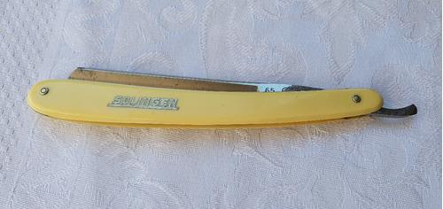 Antigua Navaja Solingen Made In Germany Para Uso Del Barbero