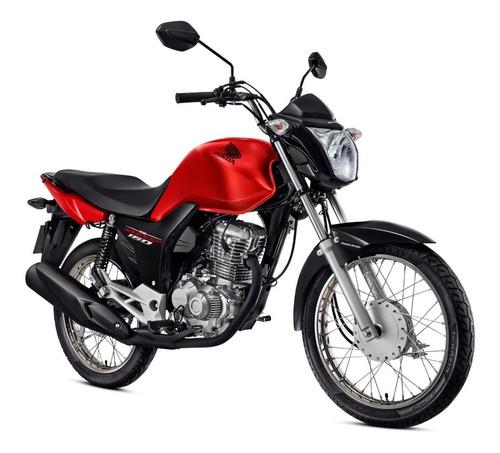 Consórcio Solução - Honda Cg 160 Start