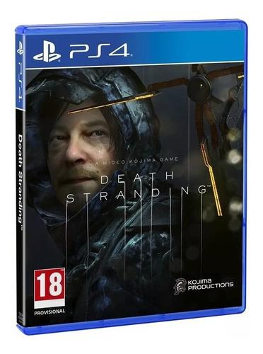 Death Stranding  Standard Edition Sony Ps4 Físico