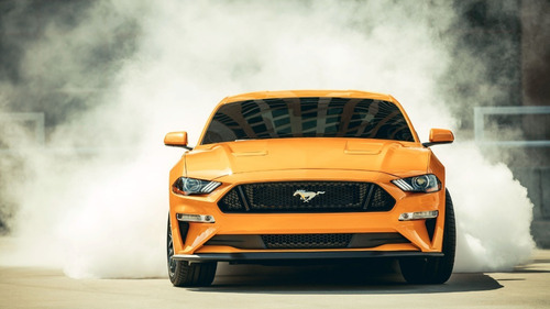 Ford Mustang Ecoboost At 2.3l 2020