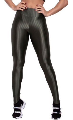 Calças Legging Leg Fitness 3d Cirrê Academia Barato
