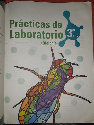 Practica De Laboratorio De Biología Conexos De 3er Año