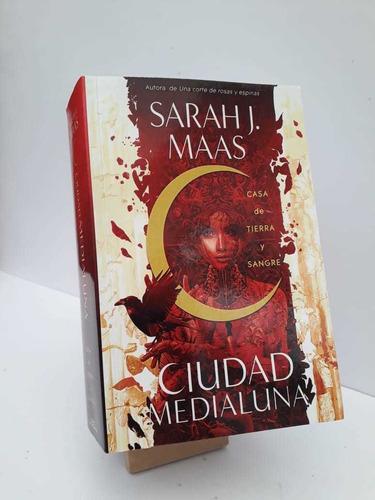 Ciudad Medialuna (libro Nuevo)