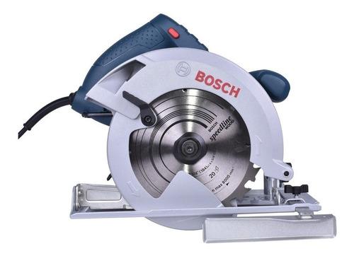 Sierra Circular Bosch 7 1/4 Gks 20-65 2000w Nuevo Modelo!
