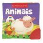 Livro De Pano Meu Primeiro Livro De Pano Animais