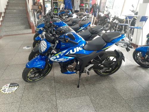 Suzuki Gixxer 250 Fi Abs - Disponibilidad Inmediata