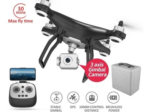 Drone X35 + Cartão 64gb + 3 Baterias
